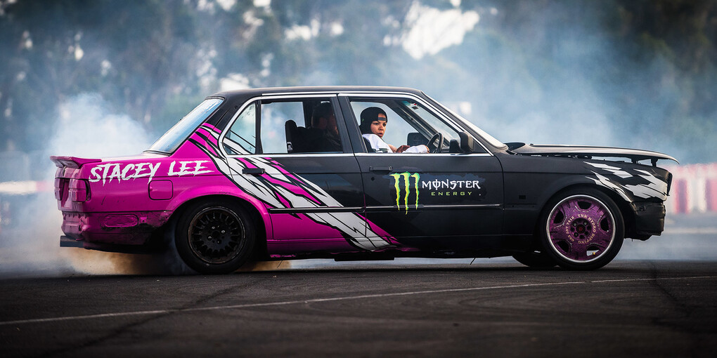 Monster Girls in Cape Town for RX