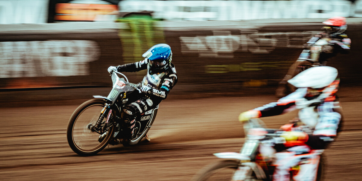 Images from the Scandic Speedway Grand Prix in Malilla, Sweden
