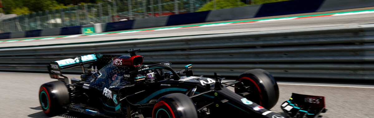 Saturday images from the 2020 Austrian Grand Prix