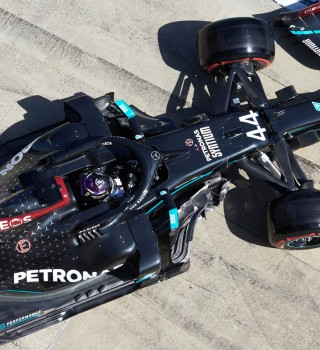 Images from the 2020 Austrian Grand Prix