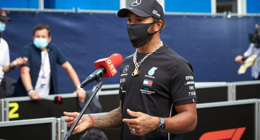 Friday images from the 2020 F1 Austrian Grand Prix (Round1)