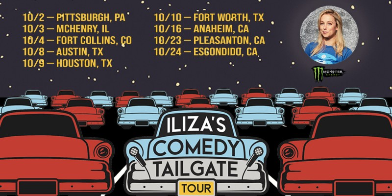 Monster Energy Presents: Iliza's Comedy Tailgate Tour