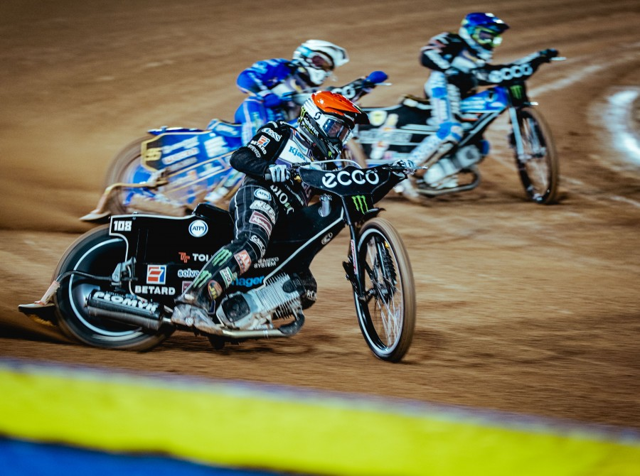Images from the 2019 Danish Speedway Grand Prix