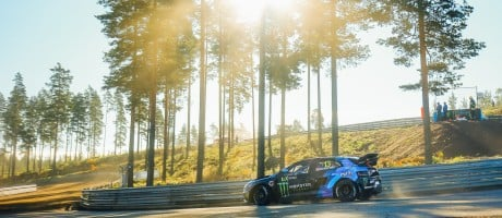 Images from round 3 and 4 of the 2020 World RX Championship in Finland