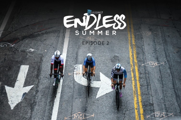 episode 2 of Endless Summer with Hydro athletes