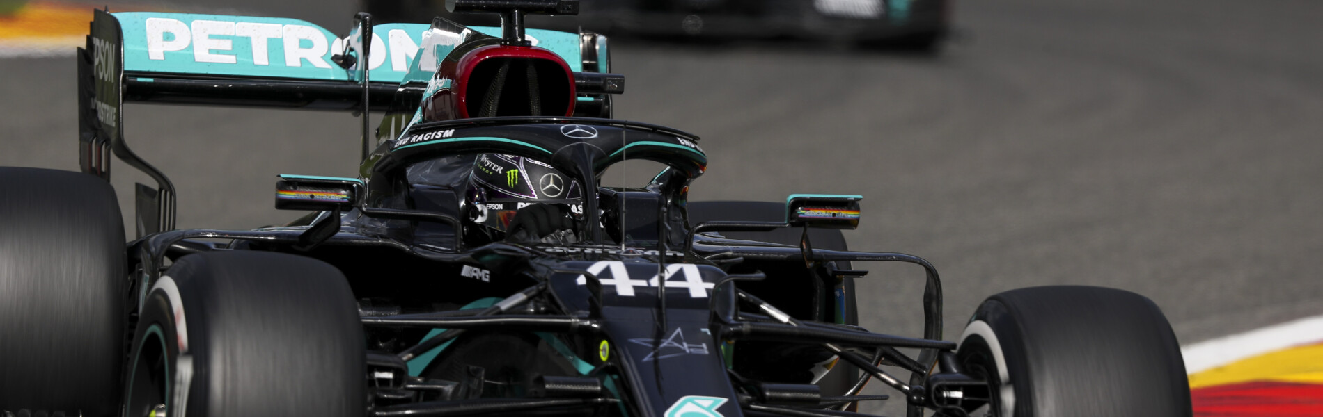 Images from the 2020 F1 Belgian Grand Prix