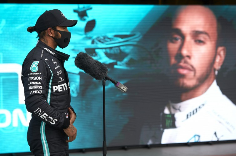 Images from the 2020 Formula 1 Hungarian Grand Prix