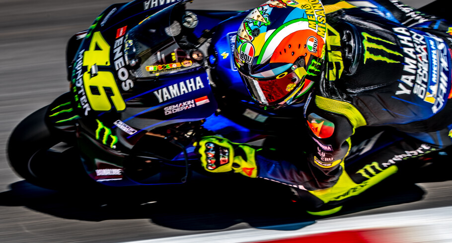 Valentino Rossi, Saturday MotoGP Misano 2019