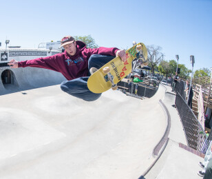 Images from Thrasher Short Bus Trip.