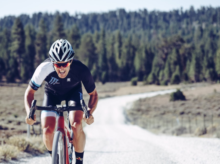 Rider shots from the Elevate KHS Pro Cycling team
