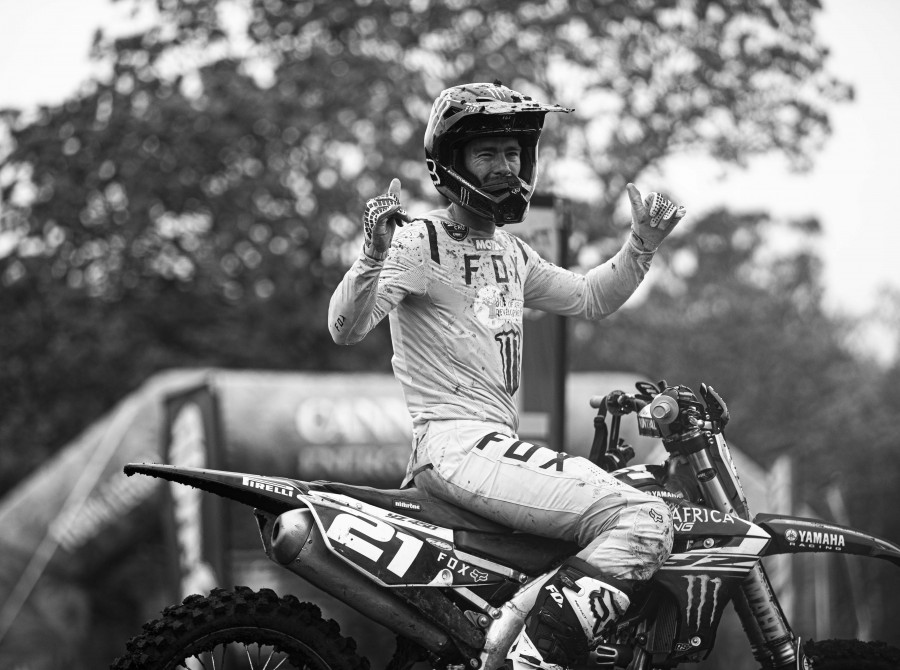 David Goosen takes the win in both MX1 & MX2 at the South African Motocross Nationals Round 3 at Thunder Valley in Pietermaritzburg.