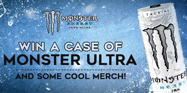 Banner for the Ultra Contest