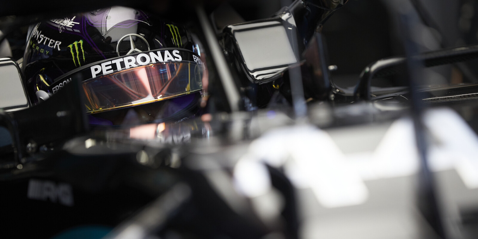 Images from the 2020 F1 Spanish Grand Prix