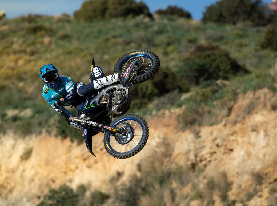Images for Yamaha MXGP - Monster athlete hero cards