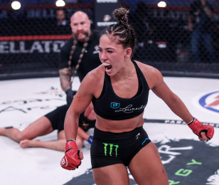 Images from the Bellator 222 Fight at the Madison Square Garden