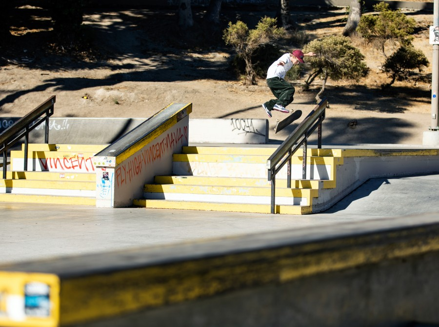 Photos of Monster Army Filipe Mota in LA for Global AMdemic.