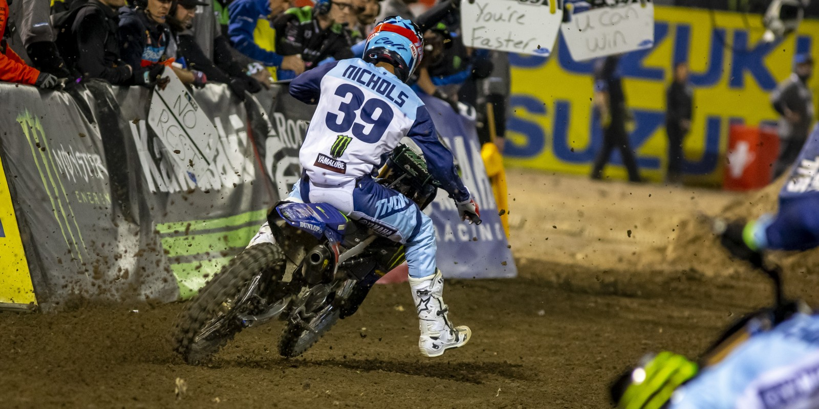 Images from the 2019 Supercross Race in Oakland, California