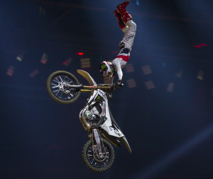 Day two at Supercross of Paris