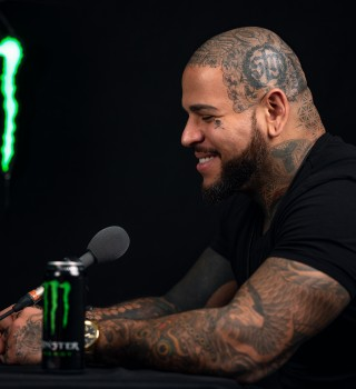 Interview with Bad Wolves frontman Tommy Vext, drummer John Boecklin and local Monster Band integration We Blame The Empire.