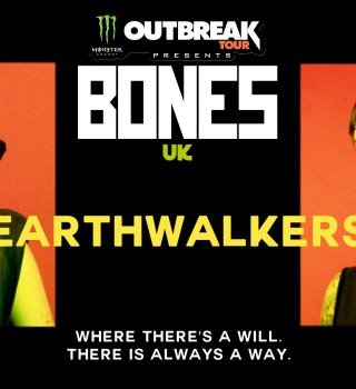 BONES UK outbreak tour admats