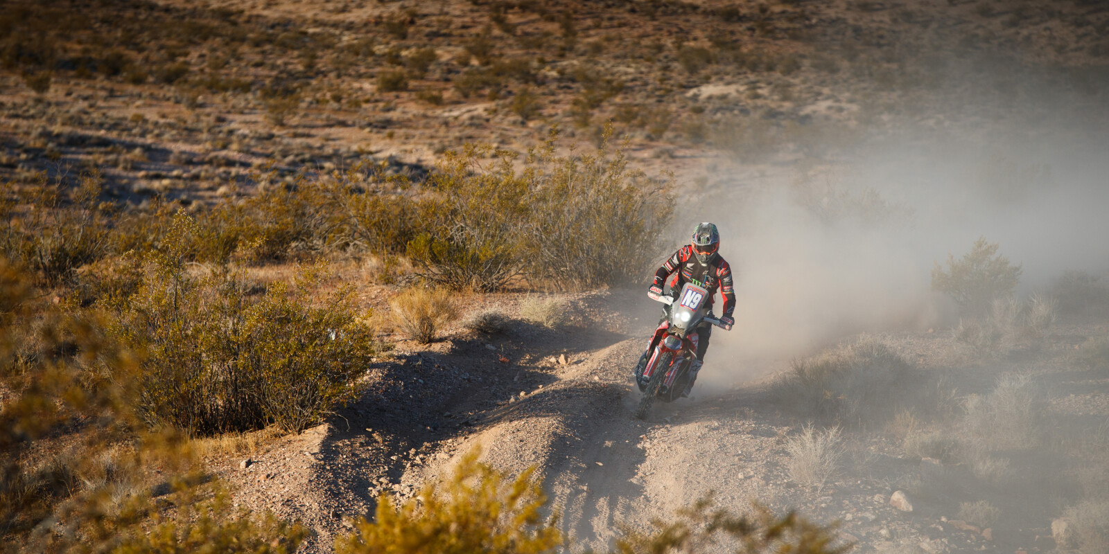 Images from off road event Vegas to Reno.