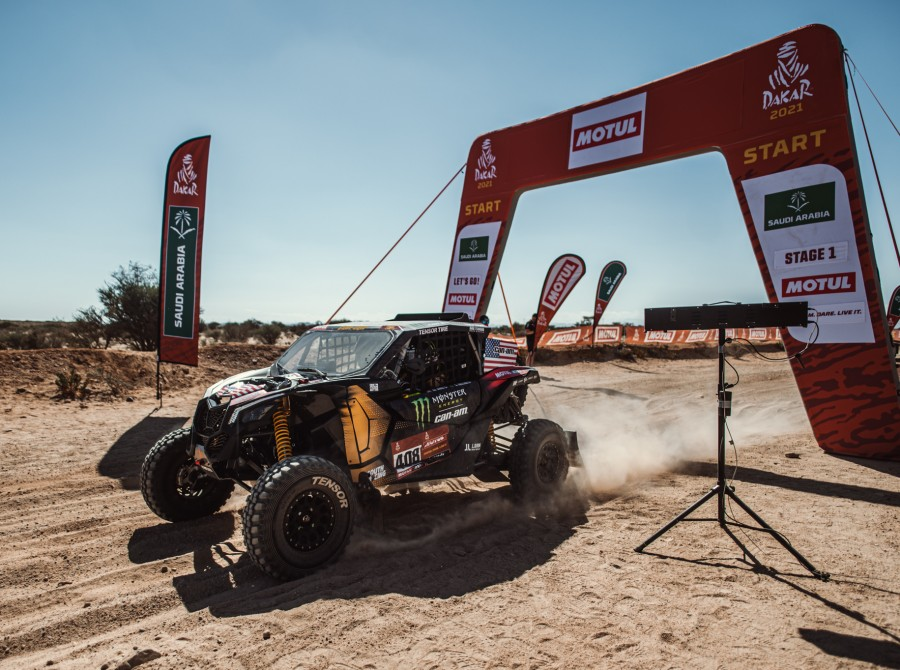 Images from day one / stage 1 at the 2021 Dakar Rally in Saudi Arabia