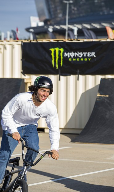 Shots from Toyota BMX Triple Crown - Arlington, Texas