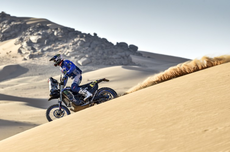 Images from day 2 / stage 2 at the 2021 Dakar Rally in Saudi Arabia