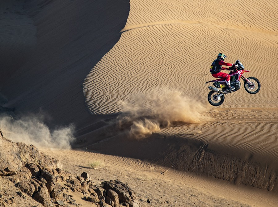 Images from the rest day and stage 8 of the 2021 Dakar