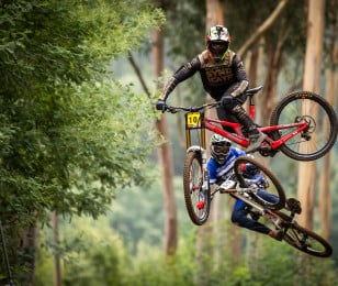 Round 1 of 2 of  the UCI Mountain Bike World Cup Downhill are being held in in Maribor, Slovenia on October 16th.