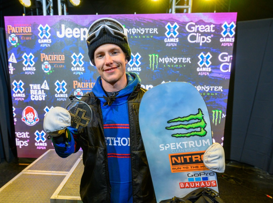 Images of Sven Thorgren from 2020 Winter X Games in Aspen