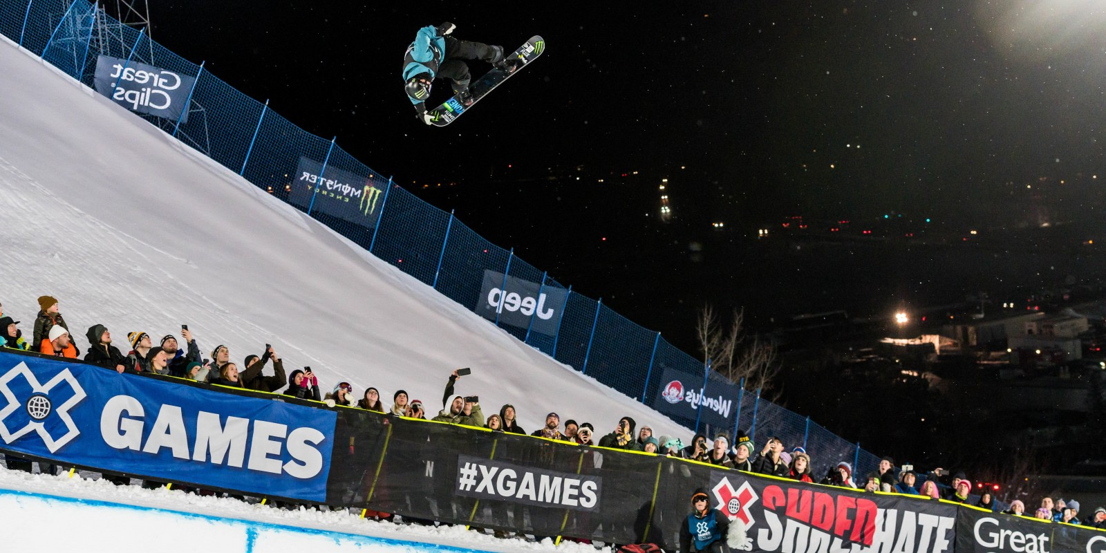 Yuto Totsuka from 2020 Winter X Games in Aspen. Silver medal in superpipe