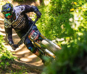 Images from 2018 Crankworx, Les Gets