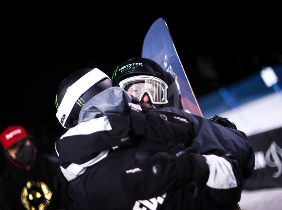 Snowboard shots from X Games 2021 X Games Colorado