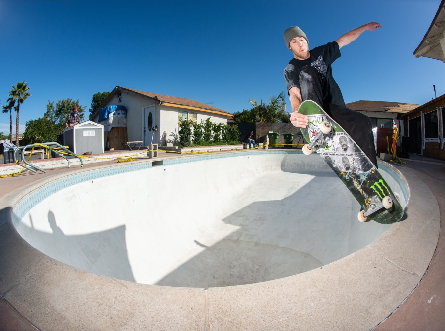 images from Backyard Pool Session 1 in San Fernando Valley , California
