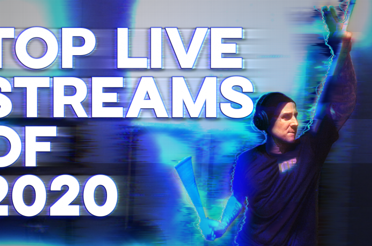 top 2020 livestreams news article header