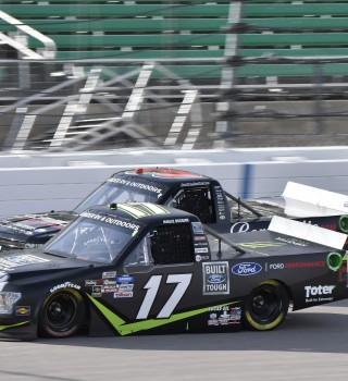 Images from the 2020 Speediatrics 150 presented by The NASCAR Foundation race at the Kansas Speedway.