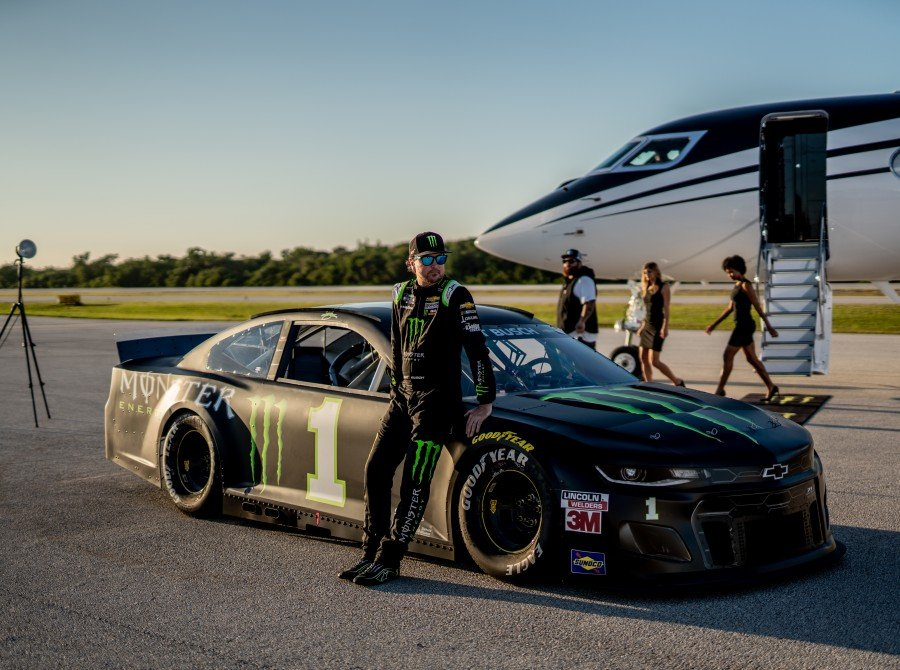 Images from the 2020 Kurt Busch Project in Key West, Florida