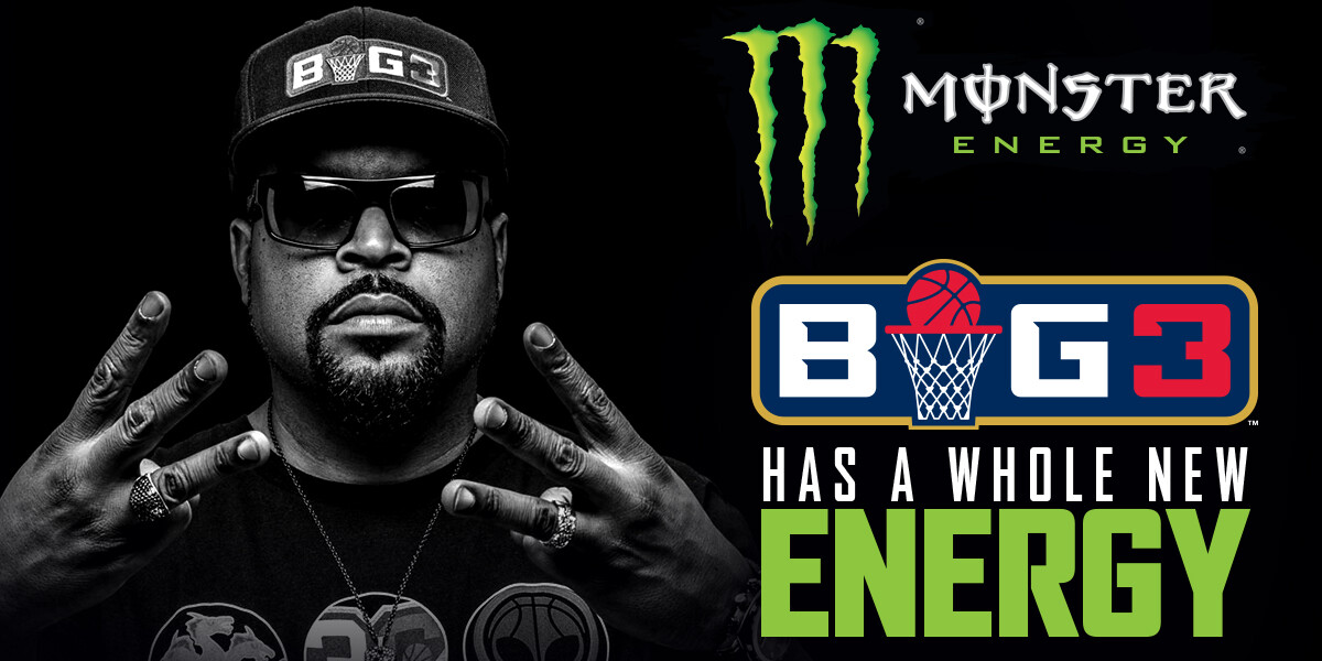 ICE CUBE, BIG 3 PROMOTION