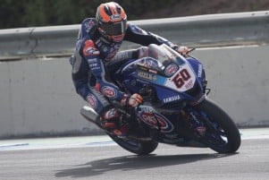Images from the second round of the 2020 FIM World Superbike Championship - hosted at Jerez, Spain