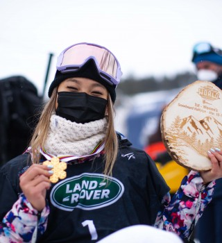 Halfpipe imagesSnowboard World Champs  in Aspen, Colorado