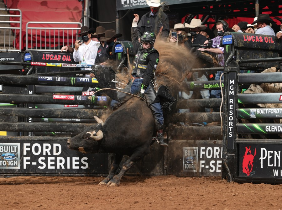 Images from the Glendale Unleash The Beast PBR