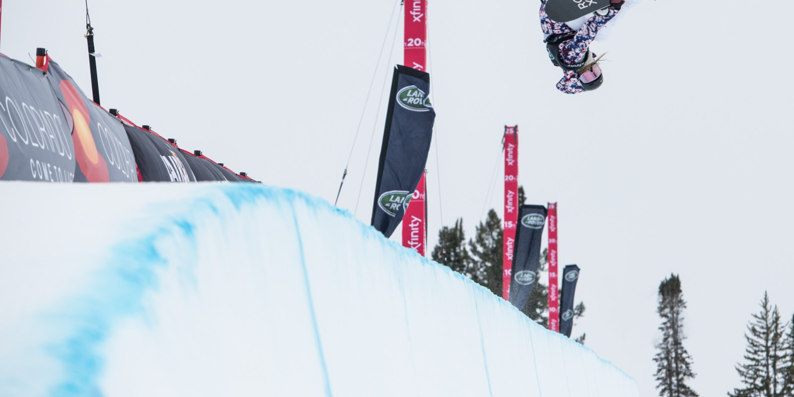 Images from the 2021 Aspen Snowboard World Champs