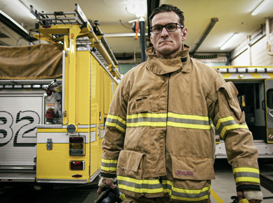 STIPE MIOCIC- 'Becoming The Monster' Full Edit filmed at STRONG STYLE MMA Independence, OH and Valley View Fire Department  Valley View, OH