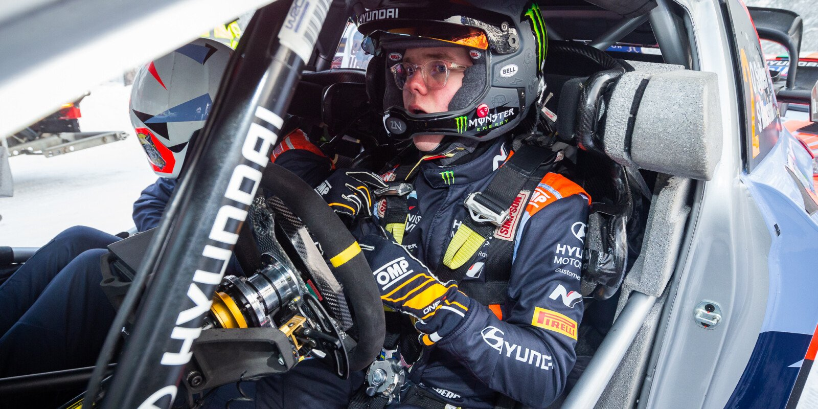 Images from WRC - R2 - Finland - 2021