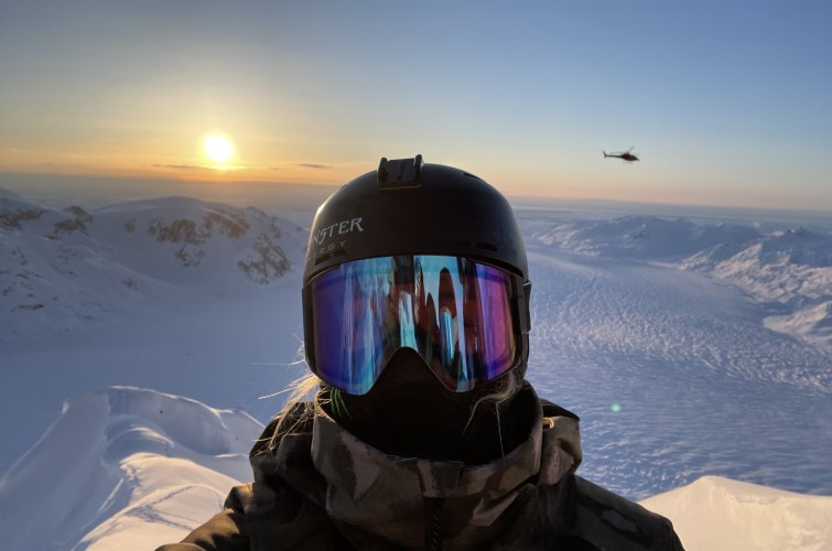 Monster Energy congratulates New Zealand snowboarder Zoi Sadowski-Synnott for a strong second-place finish in the final event of the Natural Selection Tour competition series this week. At Tordrillo Mountain Lodge, located 60 miles northwest of Anchorage,