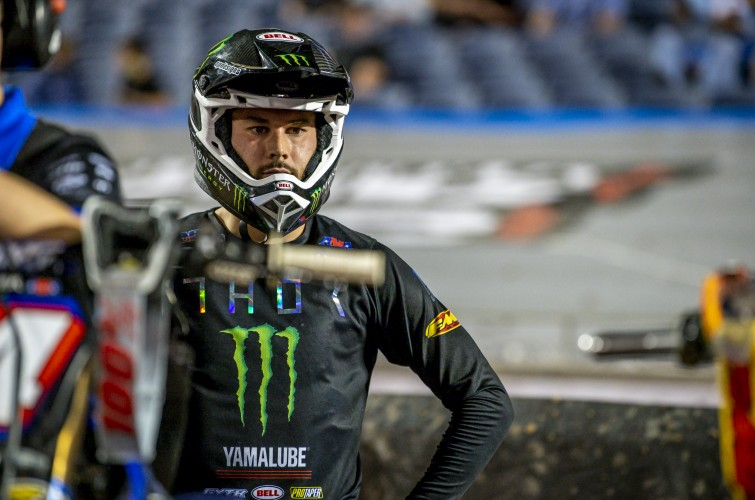 Images from Supercross at Camping World Stadium in Orlando Florida.