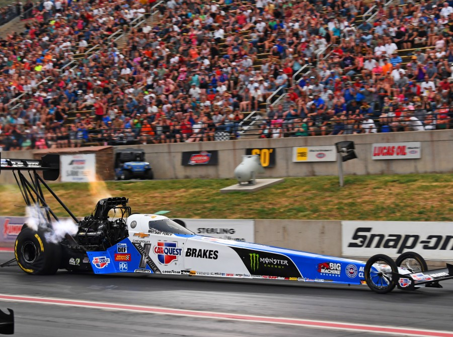 Images from the 2018 Dodge Mile-High NHRA Nationals