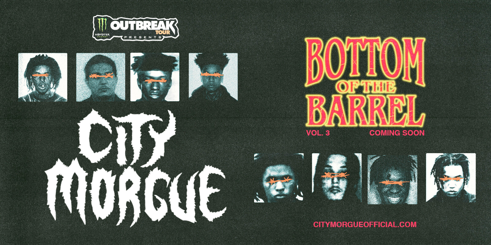 Monster Energy Outbreak Presents: City Morgue