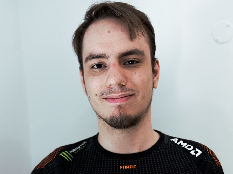 Photos of Fnatic's Valorant team for our interview heading into Valorant Masters.